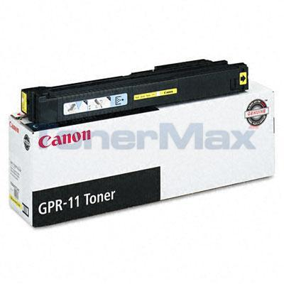 CANON GPR-11 TONER YELLOW